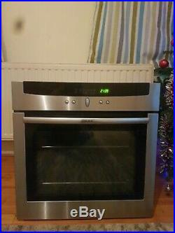 Neff B4540N0EU multifunction single electric oven built in stainless steel 60cm
