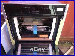 Neff B57CR22N0B Slide+Hide Built In Electric Single Oven 60cm