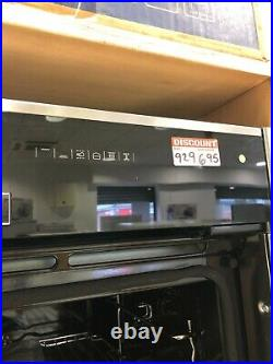 Neff B57CR22N0B Slide and Hide Pyrolytic Single Oven Stainless Steel