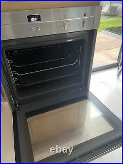 Neff Built In 60cm Electric Single Oven Stainless Steel Hbb-ap71-7