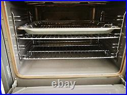 Neff Built In 60cm Electric Single Oven Stainless Steel integrated