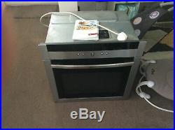 Neff Built In Single Oven B15P52N3GB With Pyrolytic Cleaning, good working order