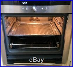 Neff Built In single oven with slide and hide door B46E74N3GB/04, Superior Spec