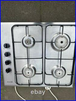 Neff Built in Single Oven, hob and extraction set Stainless