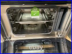 Neff C17DR02N0B Compact Built-In Single Steam Oven