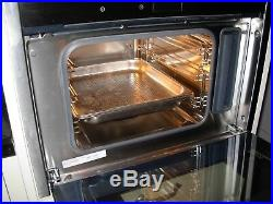 Neff C17DR02N0B Compact Built-In Single Steam Oven Excellent Condition