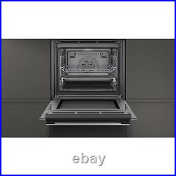 Neff N50 Easy Clean 6 Function Single Oven White
