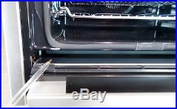 Neff Slide&Hide B57CR22N0B Built In Electric Single Oven Stainless Steel