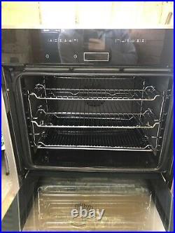 Neff Slide & Hide N70 B47CR32N0B 60cm Single Built-in Electric Oven