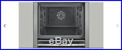 Neff Slide and Hide Single Oven Stainless Steel B44S52N5GB 13 Amp 66 Litres