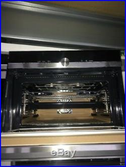New 45l Siemens Iq700 Cm676gbs6b Built In Electric Single Oven & Microwave Wifi