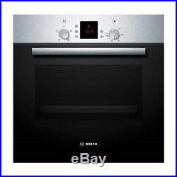 New Bosch HBN331E7B Serie 2 4 Electric Built-in Single Oven With Catalytic Liners