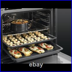 New Boxed AEG BEB231011M Built-In SurroundCook Single Oven & Grill COLLECT