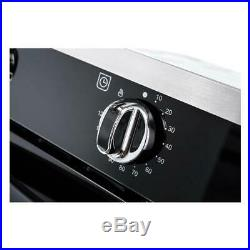 New World NW602F Stainless Steel Single Built In Electric Oven (444444669)