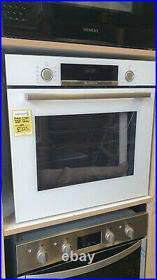 NewithEx-display Bosch Serie 4 HBS534BW0B Built In Electric Single Oven White