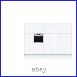 Refurbished Bosch HBG634B1B 60cm Single Built In Electric Oven