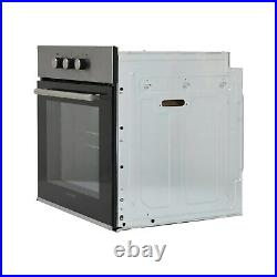 Refurbished Montpellier SFO65MX 60cm Single Built In Electric Oven