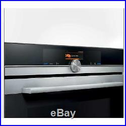 SIEMENS HB676GBS6B Stainless Steel Built-in/Under Single Oven Electric NEW BOXED
