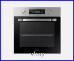 Samsung NV66M3531BS/EU Built In Electric Single Oven With Dual Cook 64L