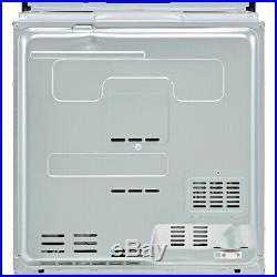 Samsung NV75N5641RB Prezio Dual Cook Flex Built In 60cm A+ Electric Single Oven