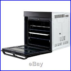 Samsung NV75R7676RB Prezio Dual Cook Flex Built In 60cm A+ Electric Single Oven