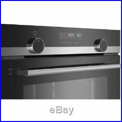 Siemens HB578A0S0B IQ-500 Built In 59cm A Electric Single Oven Stainless Steel