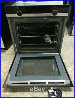 Siemens HB578G5S0B 59cm Built-In Electric Single Oven Stainless Steel (CK1600)