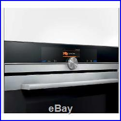 Siemens HB676GBS6B Stainless Steel Built-in/Under Single Oven Electric Built-In