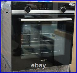 Siemens iQ500 HB578A0S6B Built-In Pyrolytic Single Electric Oven #2832408