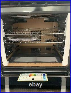 Siemens iQ700 HB632GBS1B 60cm Built-in Electric Single Oven Stainless Steel