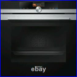 Siemens iQ700 HB656GBS6B Single Built In Electric Oven Package Damaged