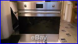 Smeg SF6372X Classic Built-in Electric Multifunction Single Oven