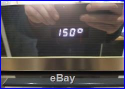 Smeg SFP109 Pyrolytic Single Oven Built-in/Integrated