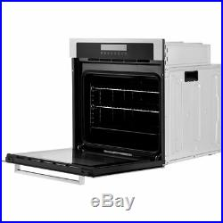 Stoves SEB602MFC Built In 60cm A Electric Single Oven Stainless Steel New