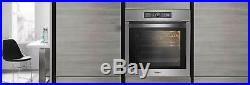 Whirlpool AKZ96220IX Absolute Built In 60cm A+ Electric Single Oven Stainless