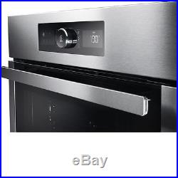 Whirlpool Absolute AKZ6270IX Built In Electric Stainless Steel Single Oven PYRO