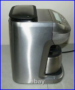 Works! Complete! BREVILLE You Brew BDC600XL/A COFFEE MAKER with BUILT IN GRINDER