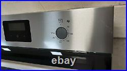 Zanussi Series 20 ZOHNX3X1 59cm Built-in Single Electric Oven, A+ A116337