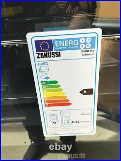 Zanussi Series 20 ZOHNX3X1 59cm Built-in Single Electric Oven, A+ Rating RRP£349