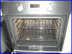 Zanussi ZOA 35526 Built In Single Oven Stainless Steel