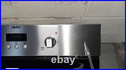 Zanussi ZOB343X Built In Fan Assisted Electric Single Oven In Stainless A116769