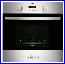 Zanussi ZOB343X Built in Single Electric Oven Stainless Steel HA0338