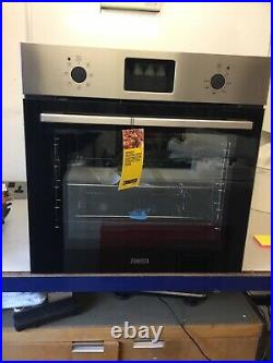 Zanussi ZOHNX3X1 Built in Electric Oven- single oven- A rated