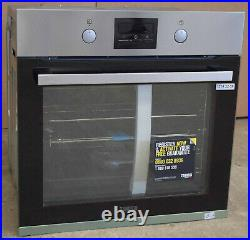 Zanussi ZOP37982XK Built-In Single Electric Oven, Stainless Steel #12142207