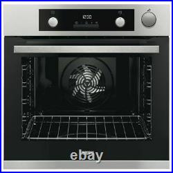 Zanussi ZOS37972XK Built In Integrated Single Steam Oven, RRP £599