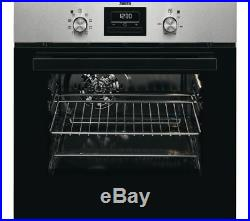 Zanussi ZZB35901XA 60cm'A' Rated Built In Electric Single Oven U41948